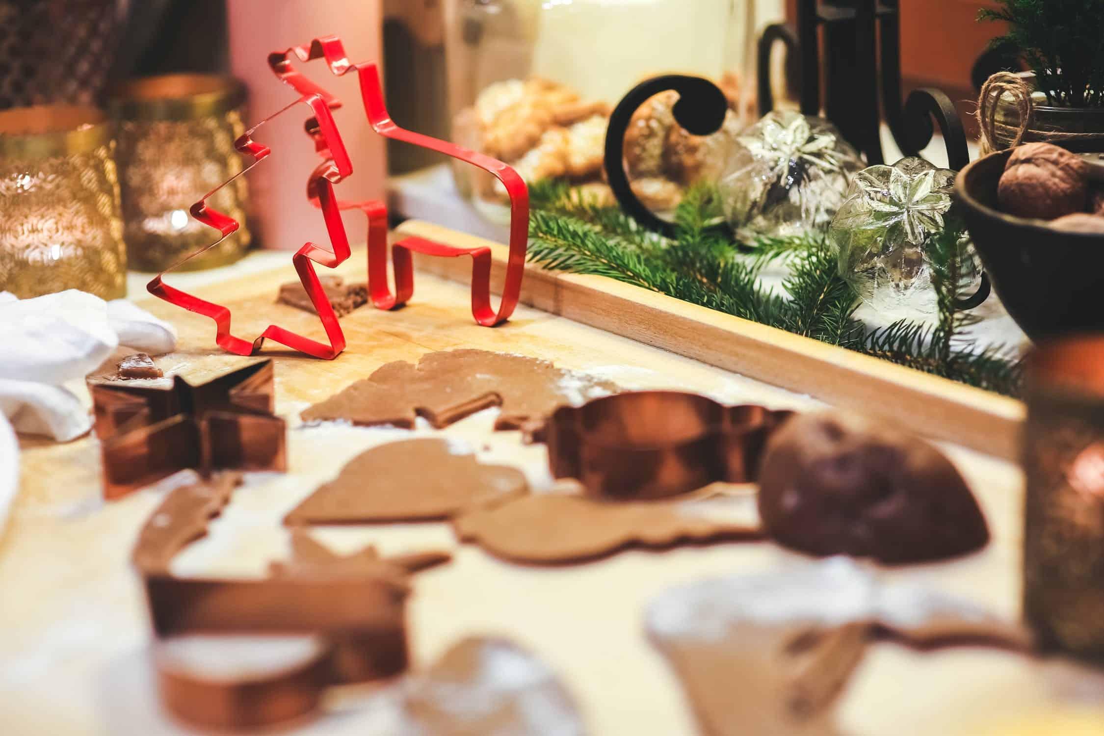 Cookies Christmas Xmas Baking | Marathon Sportswear